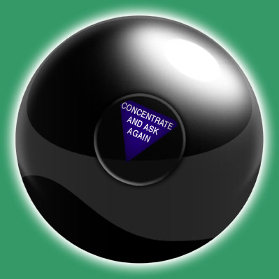 Magic 8 Ball is a wonderful and also very popular toy. Those who want to  know what will happen in the future based on mathematics theories f389f4abf5c1